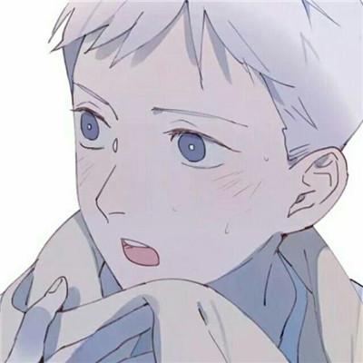 男生二次元动漫帅哥头像精选2018 二次元动漫美少年男生头像大全