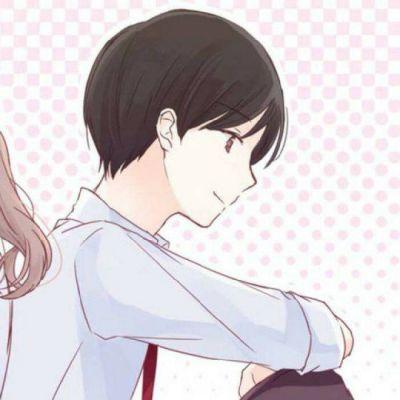微信情侣头像一对两张动漫唯美2018最新 动漫情侣头像一对两张超萌图片
