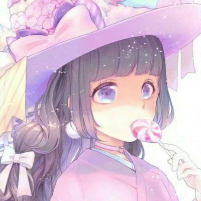 卡通动漫头像女生唯美可爱2018最新 qq头像动漫女生可爱萌萌哒图片