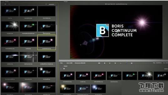 Boris Continuum Complete视觉特效插件中文汉化版下载