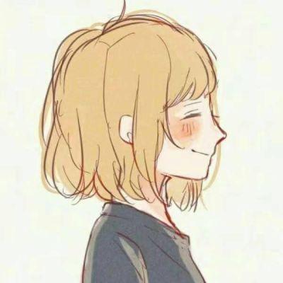 2018微信情侣头像一男一女卡通图片 最新qq情侣头像一男一女高清图片