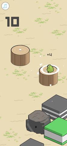 旅行青蛙跳一跳 V1.0 安卓版