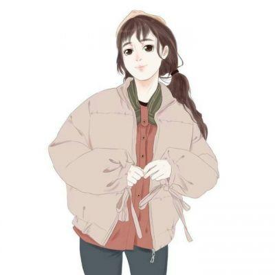 原宿风女生头像动漫卡通2018最新 原宿风手绘女生个性头像图片精选