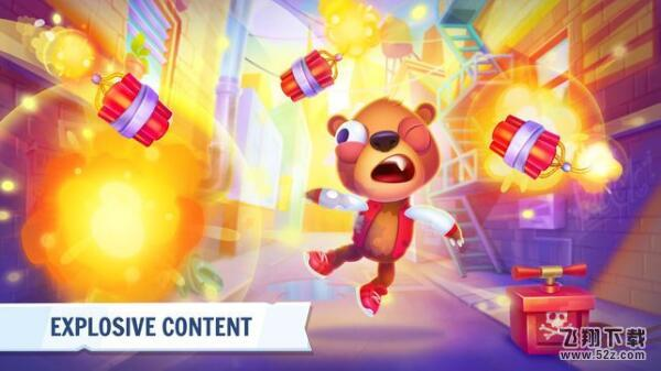 疯狂玩具熊 V1.0 中文版