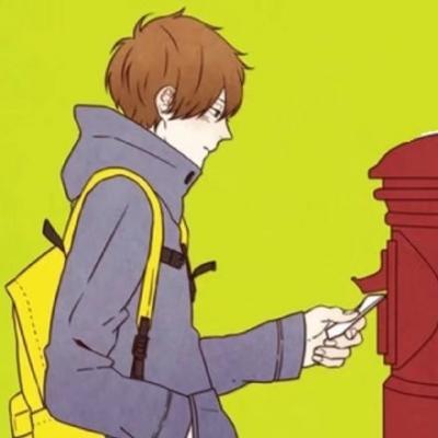 萌萌哒可爱搞笑的卡通头像情侣 卡哇伊萌萌哒的动漫情侣头像精选图片