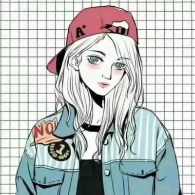 萌萌哒可爱搞笑的卡通头像情侣 卡哇伊萌萌哒的动漫情侣头像精选