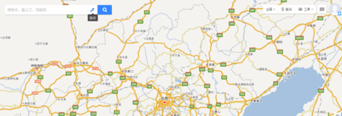百度地图怎么查询坐标_百度地图查询坐标方法教程