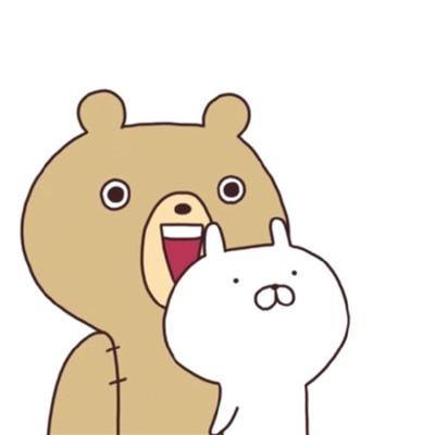 超萌超可爱2018情侣动漫头像 最新小清新2018情侣卡通头像精选