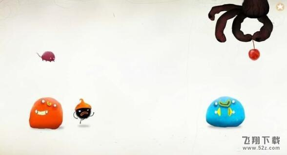 巨型脸黑哥吃掉了樱桃,然而脸黑哥和老鼠还是不肯放弃,决定进入巨型脸