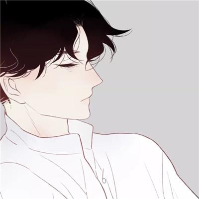 > 男生动漫头像图片帅气孤独 伤感孤独的男生动漫图片精选  人生,注定图片