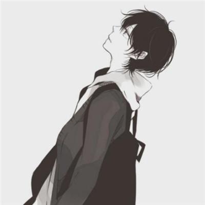 男生动漫头像图片帅气孤独 伤感孤独的男生动漫图片精选