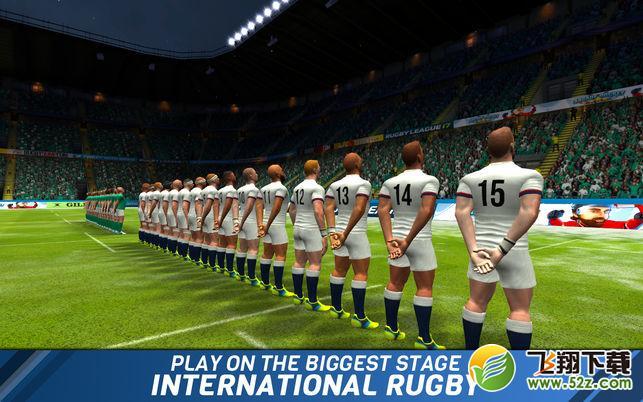 国际橄榄球大赛Mac版