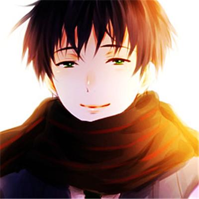 男生动漫卡通头像阳光一点的 阳光帅气动漫男生小清新高清头像大全图片
