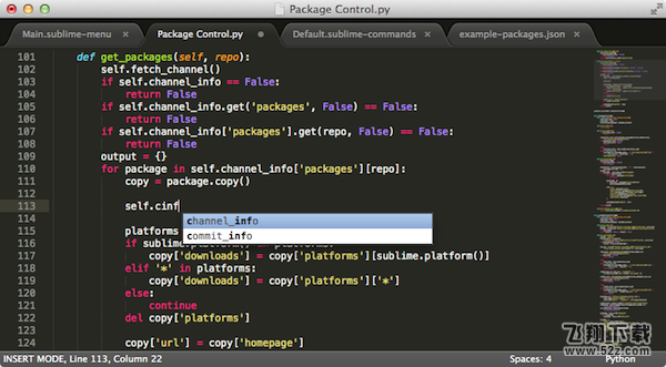 Sublime Text 3 Bulid最新mac版