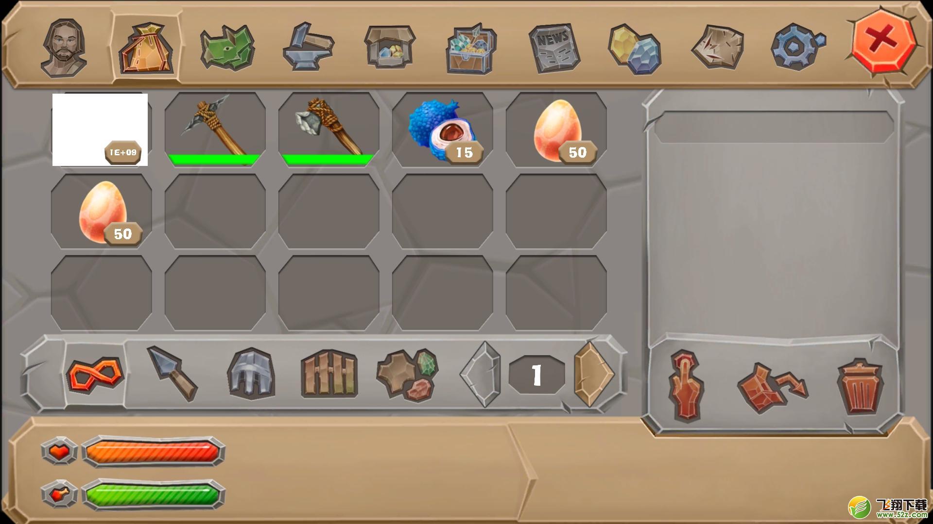 侏罗纪孤岛求生方舟2破解版是一款以侏罗纪时代为背景的模拟生存冒险