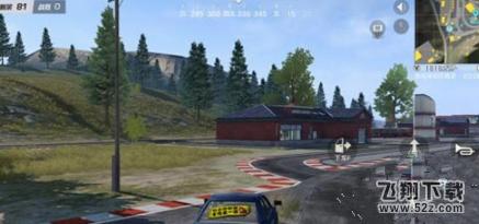 荒野行动赛车场怎么玩 赛车场玩法技巧分享