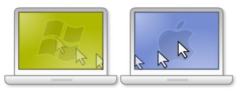 鼠标键盘共享工具(ShareMouse) 官方版