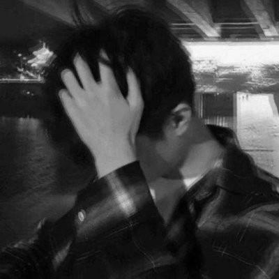 2018最潮qq头像男生黑白超酷 2018qq男生头像高冷超拽黑白图片精选