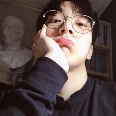 2018最潮qq头像男搞怪逗比_2018最帅气的男生搞怪头像个性