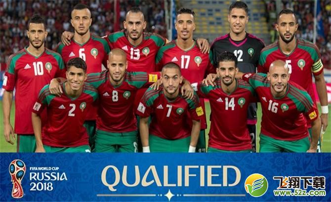【2018世界杯葡萄牙vs摩洛哥比分预测】2018世界杯葡萄牙vs摩洛哥哪个队强,实力分析