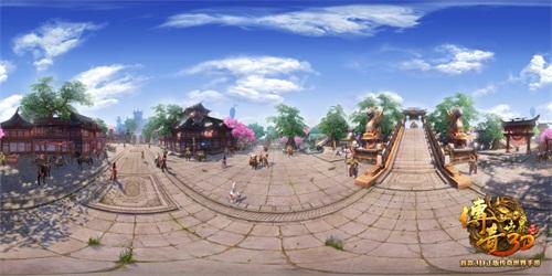 《传奇世界3D》手游首家传世快闪店来袭
