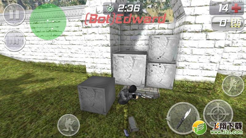 反恐精英中文V3508修改版游戏下载