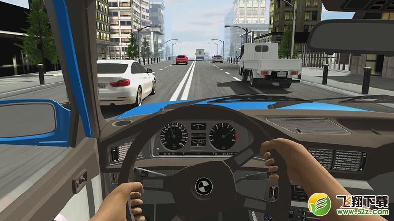 赛车2V1.0修改版赛车竞速游戏下载