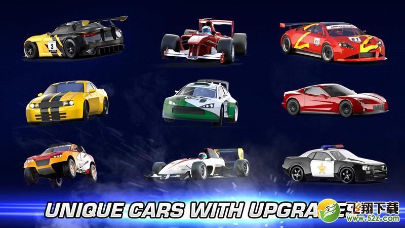 赛车对决2V1.6.0修改版游戏下载