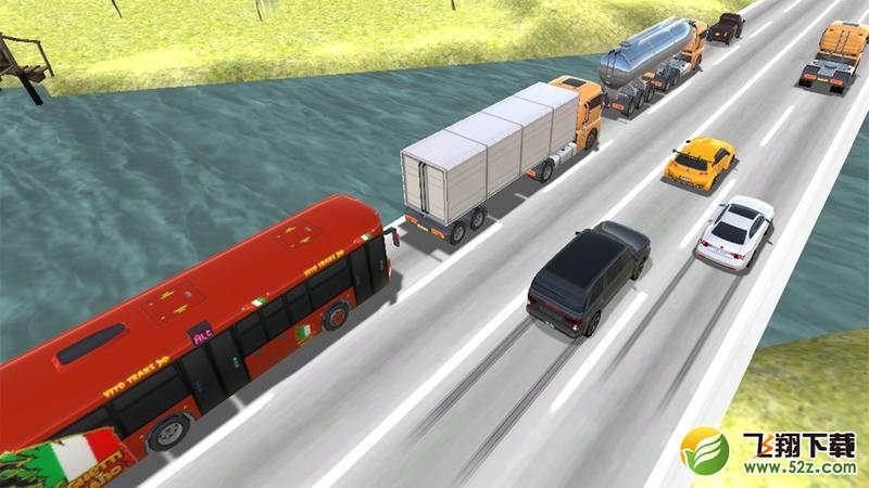 重交通赛车迅速V1.6修改版游戏下载
