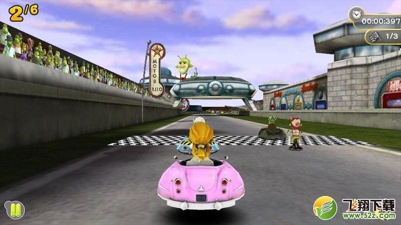 51行星赛车V1.0.0修改版游戏下载