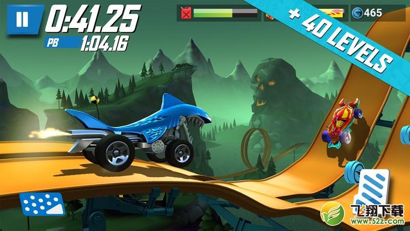 热力赛车V1.1.9046修改版游戏下载