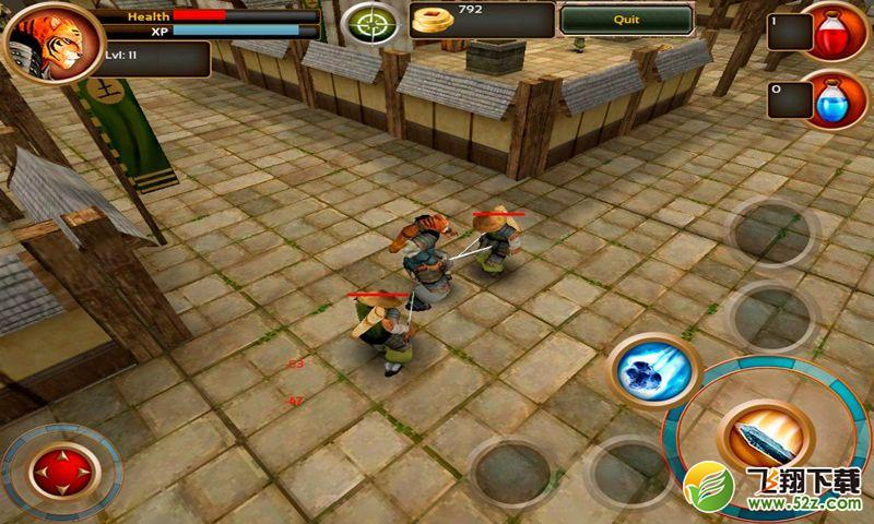 武士剑虎V1.2.5修改版游戏下载