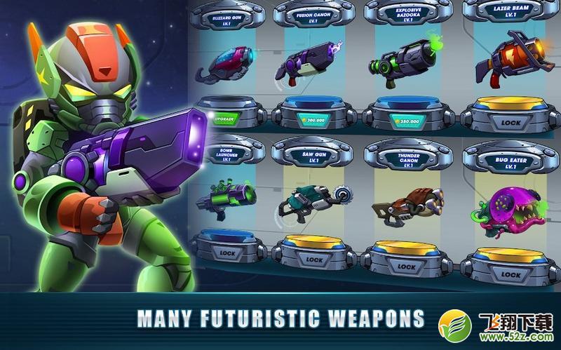 超级射手V1.0.9修改版游戏下载