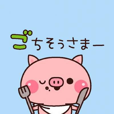 最新超可爱卡通微信头像呆萌小猪 呆萌可爱小猪微信卡通头像图片精选图片