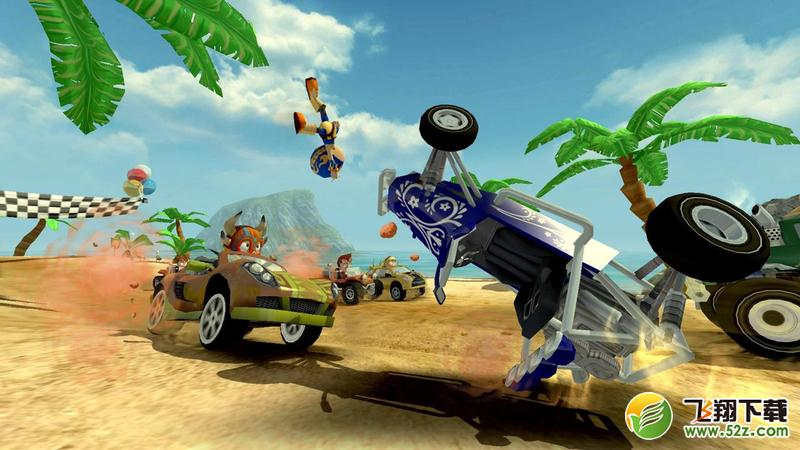 沙滩车竞速V1.2.20修改版游戏下载