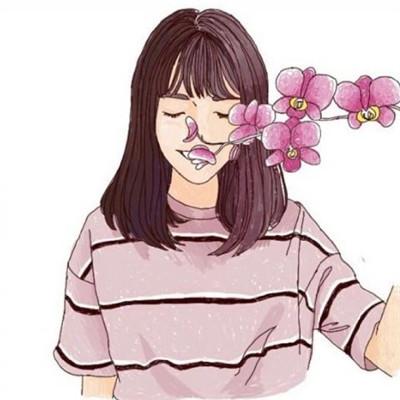 微信头像女生简单大方手绘2018 2018小清新唯美手绘女生微信头像精选