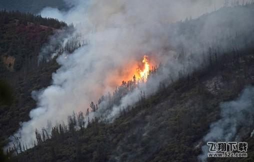 美国优胜美地火灾原因是什么 美国优胜美地为什么会起火_52z.com