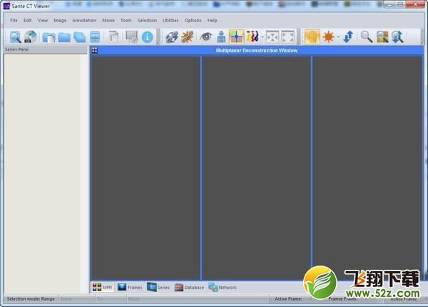 Sante CT Viewer(CT图像查看工具)V2.2 免费版_52z.com
