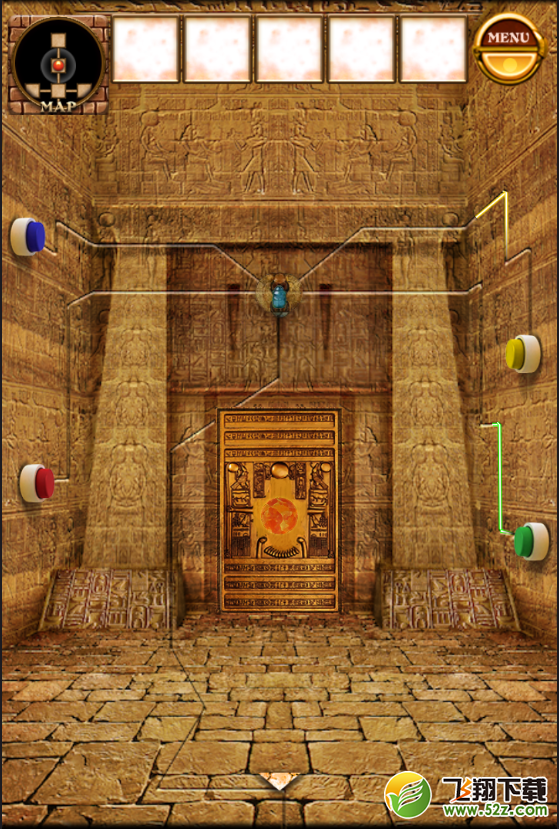 逃离金字塔V1.0.4 汉化版_52z.com