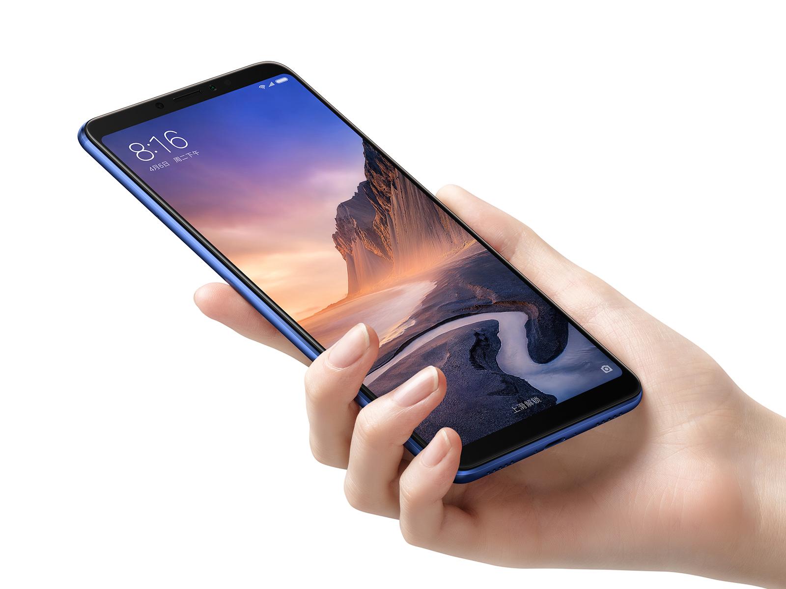 小米max3和华为畅享8plus手机对比实用评测