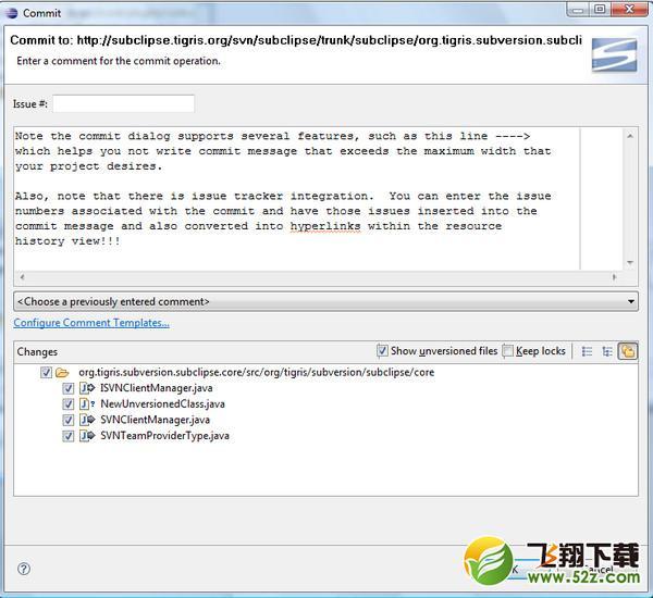 Subclipse(eclipse svn插件)V1.10.9 官方版_52z.com