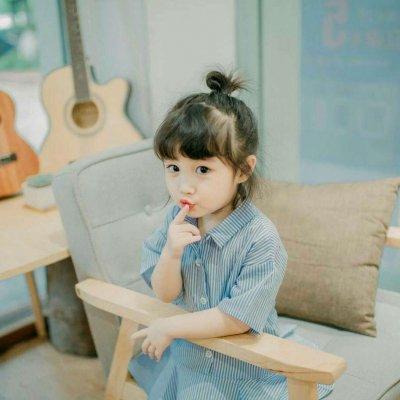 微信萌娃头像女生可爱2018精选 2018最流行的微信萌娃头像大全