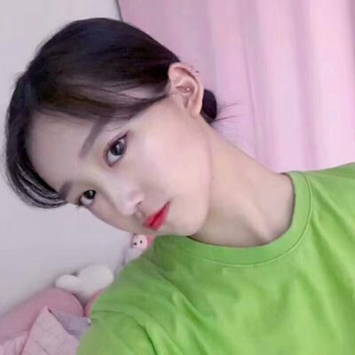 2018最流行女生头像小清新可爱