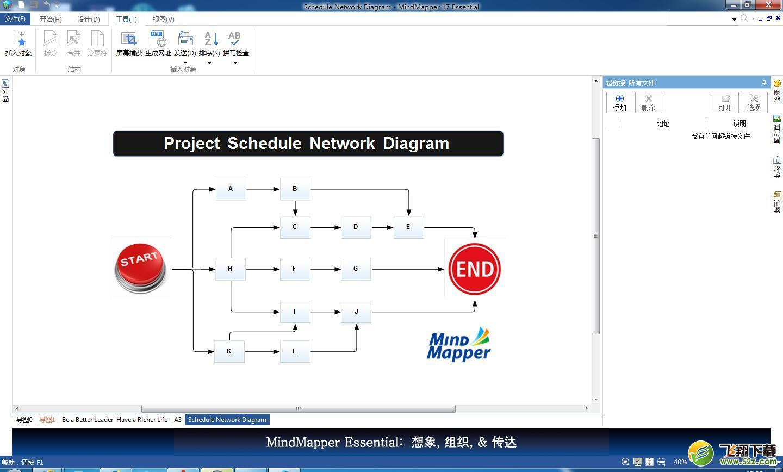 MindMapper 17中文版思维导图V17.9000 官方版_52z.com