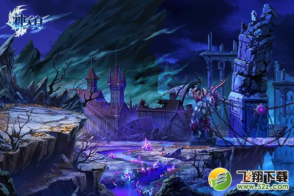 第七世界开启!《神无月》周年版本新地图揭秘_52z.com