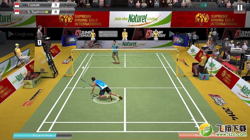 真实羽毛球世界冠军V1.0 破解版_52z.com