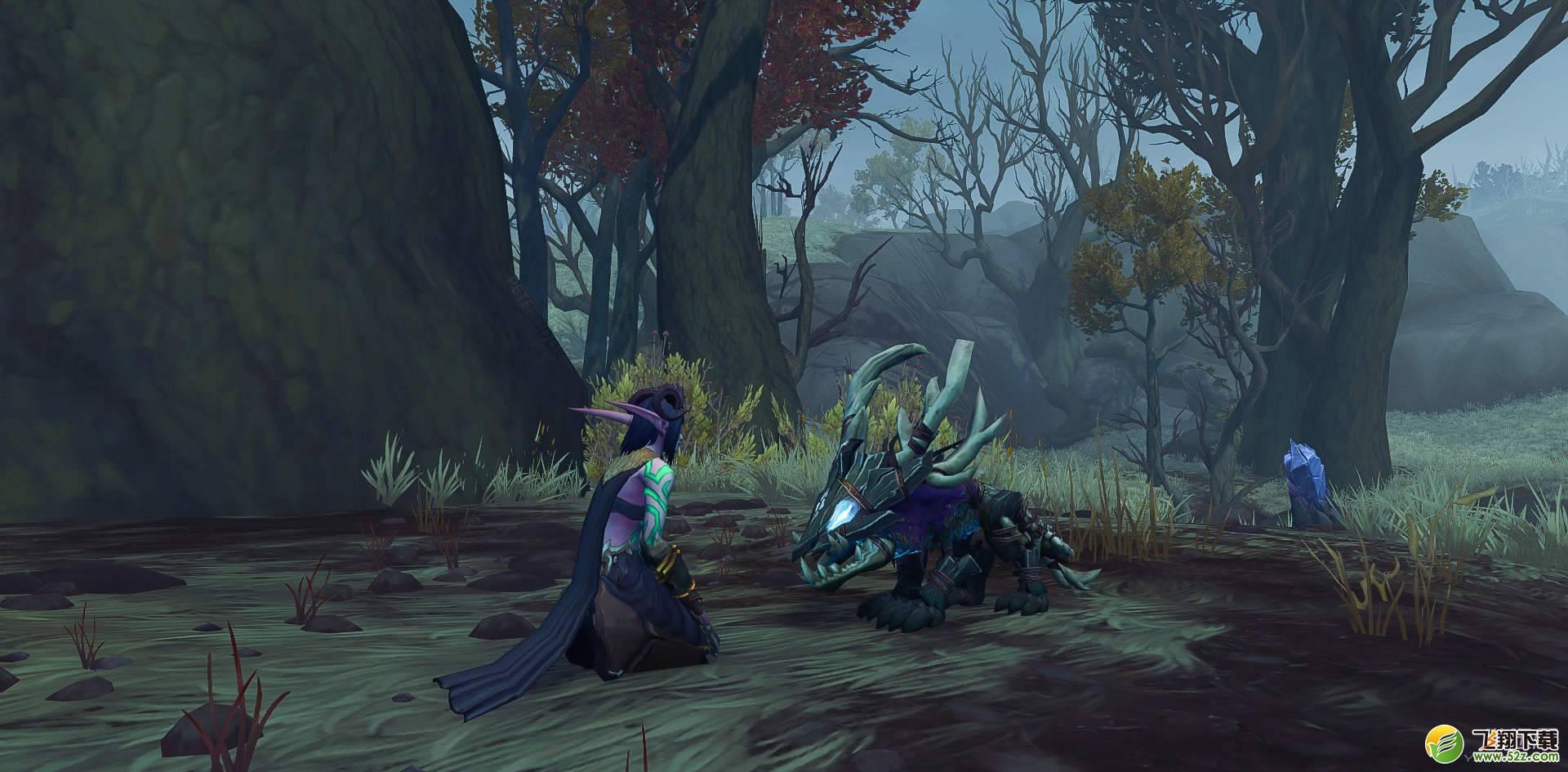 魔兽世界8.0隐藏宠物柳魔幼兽怎么获得 柳魔幼兽获取攻略