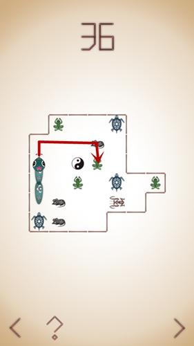 微信蛇它虫第36关通关攻略