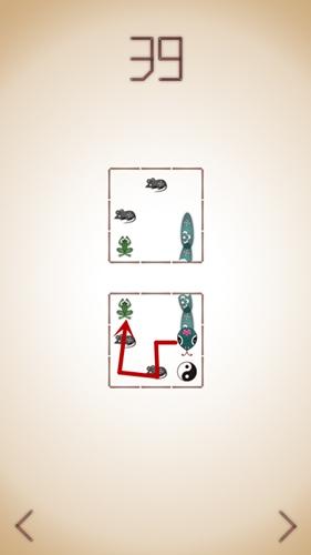 微信蛇它虫第39关通关攻略