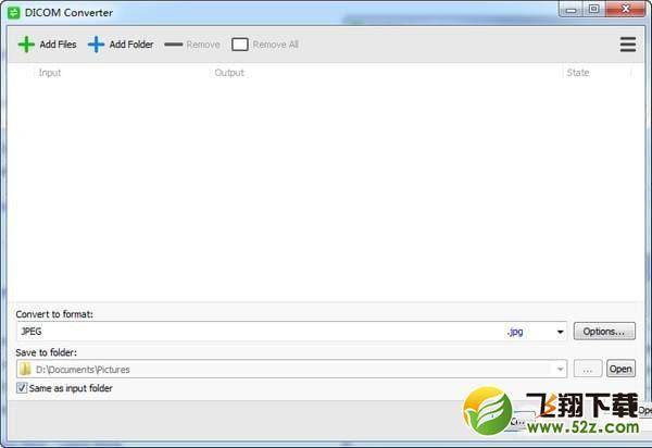 DICOM Converter(DICOM格式转换软件)V1.10.2 官方版_52z.com